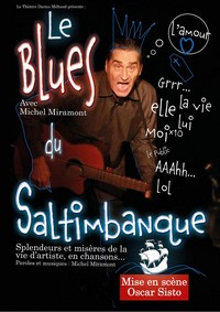 spectacle musique Blues du Saltimbanque